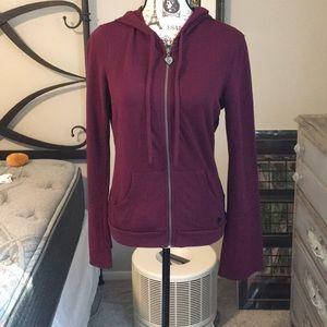 Vintage Twisted Heart hoodie